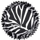 Zebra ColorCups Baking Cups